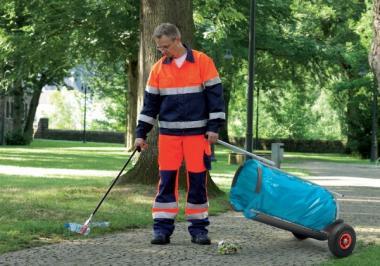 Hailo Müll Caddy
